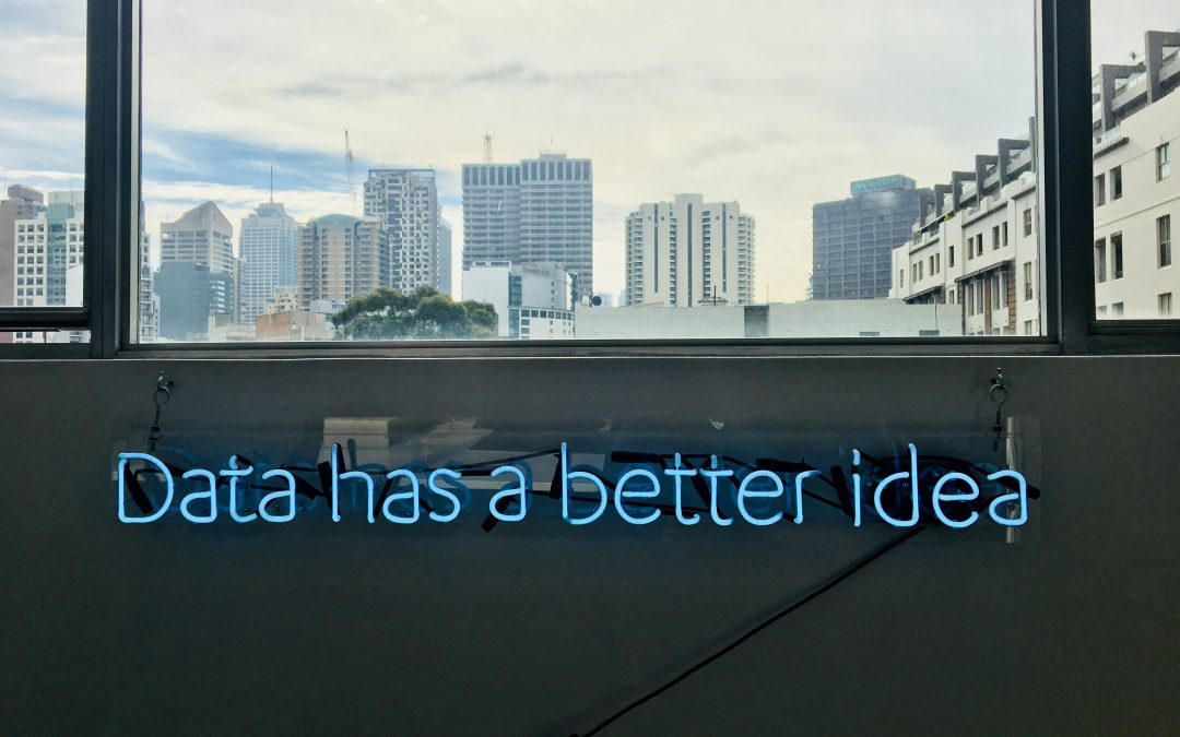 The Era of Data Dominance is Now