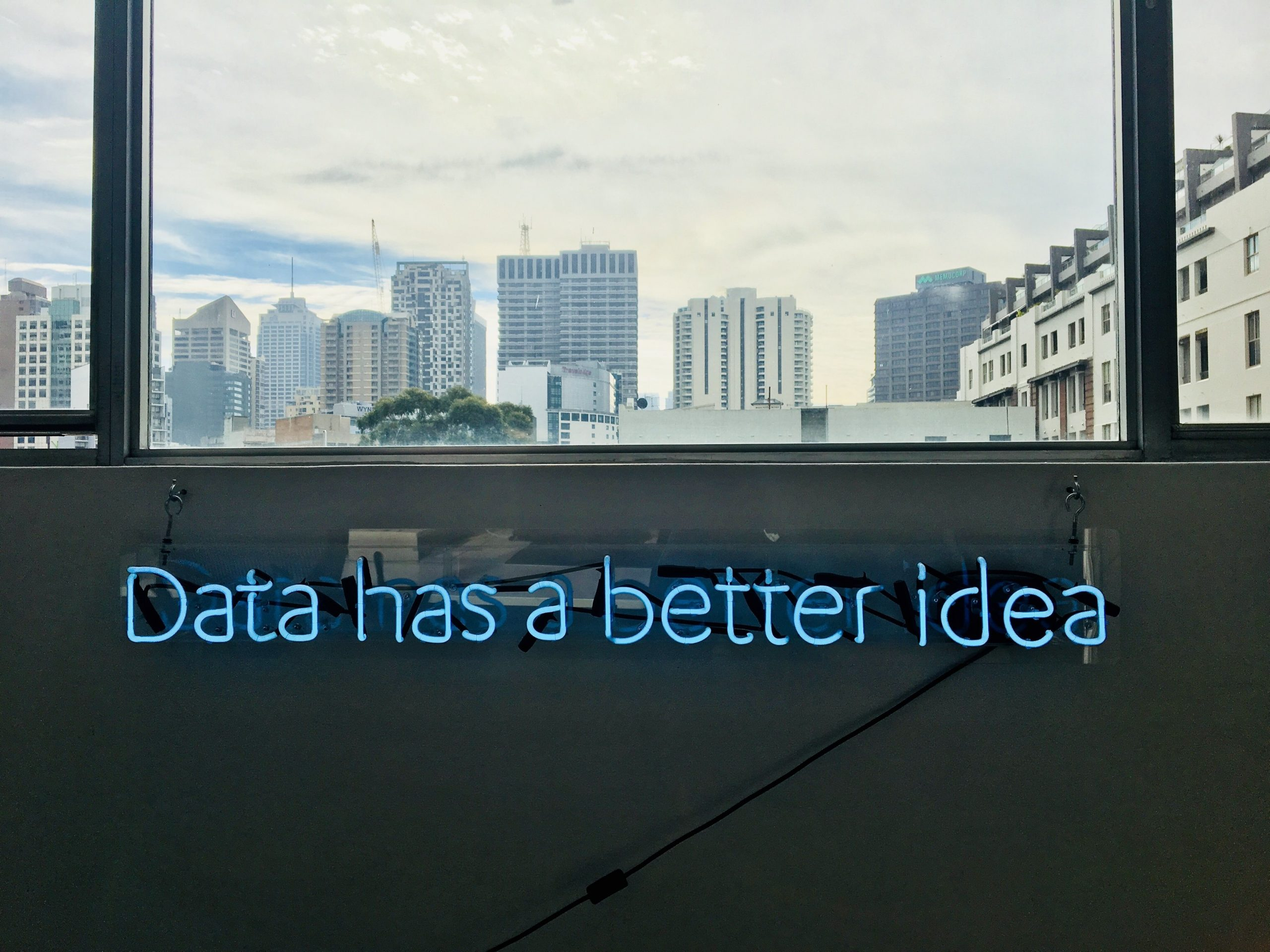 data has a better idea lights