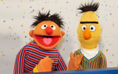 ernie and bert sesame street